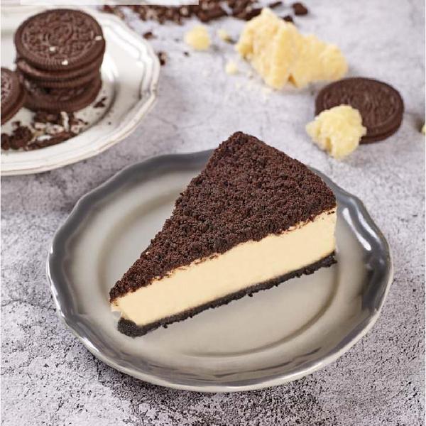 郑丹尼尔奥利奥饼干干酪风味蛋糕
