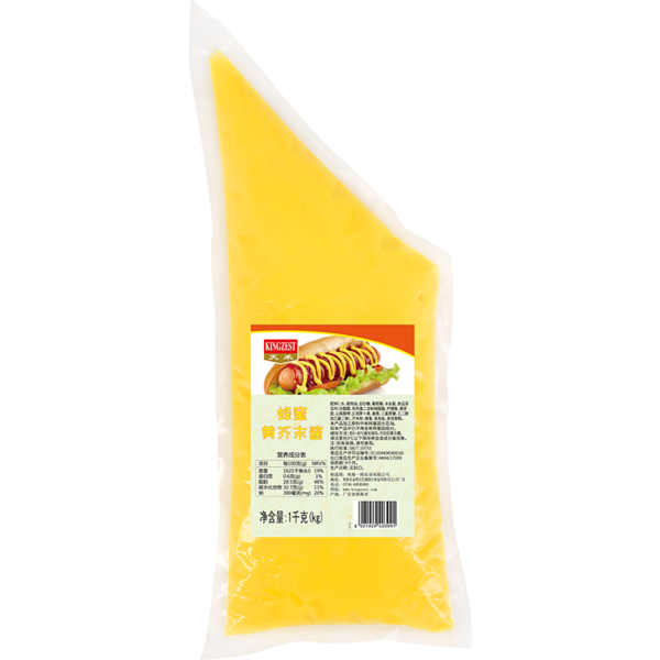 天禾蜂蜜黄芥末酱
