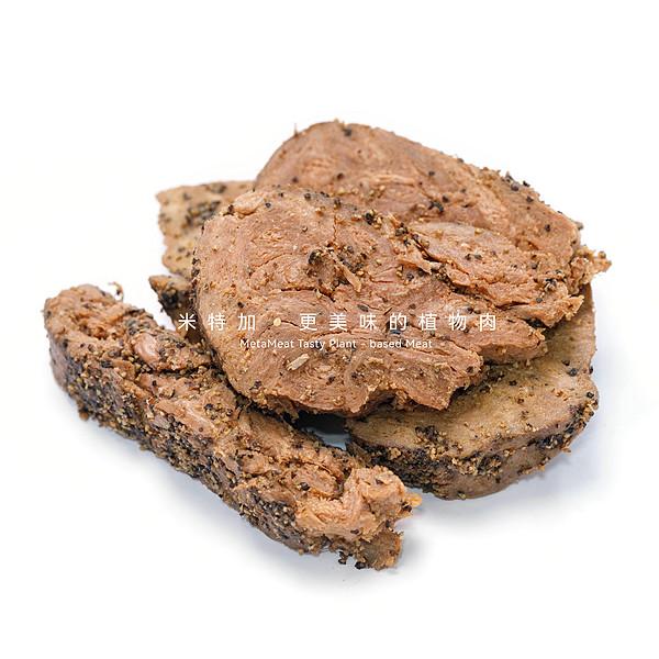 植物帕斯雀牛肉 Plant-based pastrine beef