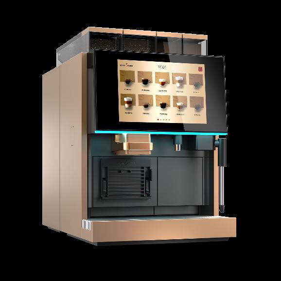 咖乐美商用全自动咖啡机 Model X