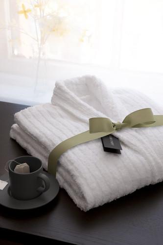 LUXURY STRIPE系列浴袍