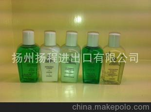 瓶装洗发液 沐浴液