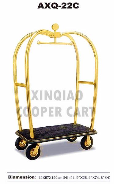 AXQ-22C铜行李车