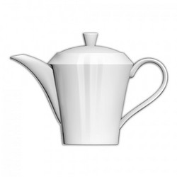 折纸茶壶-荧光瓷