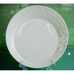 阳光谷浅式盘-荧光瓷
