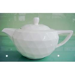 阳光谷茶壶-荧光瓷