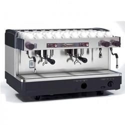 金佰利半自动咖啡机双头手控M27