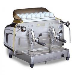 飞马半自动咖啡机双头手控E61 S2