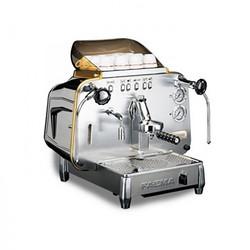 飞马半自动咖啡机双头电控E61 A1