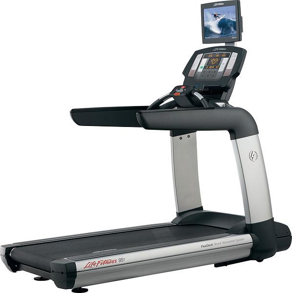 酒店娱乐 美国力健跑步机